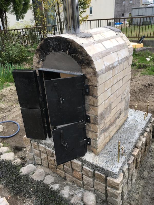 石窯リフォーム07